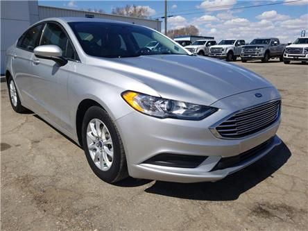 2017 Ford Fusion S (Stk: 8289A) in Wilkie - Image 1 of 21