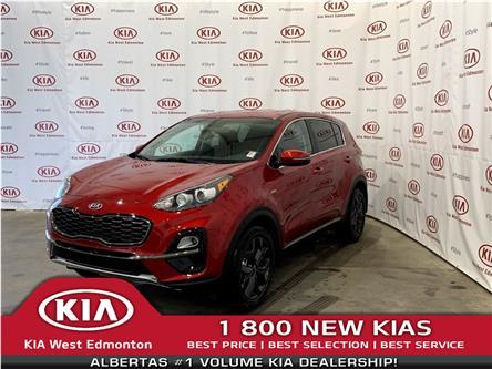 2020 Kia Sportage LX S (Stk: 22370) in Edmonton - Image 1 of 28