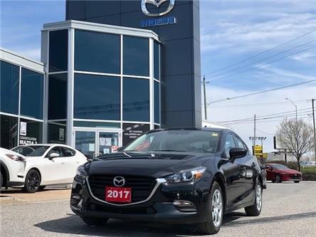 2017 Mazda Mazda3 Sport GX (Stk: 212571) in Gloucester - Image 1 of 12