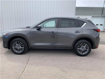 2017 Mazda CX-5 GX (Stk: 125735) in Alma - Image 1 of 7