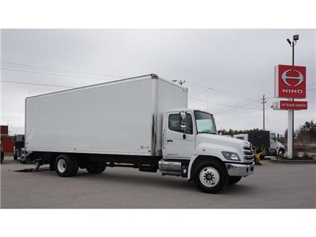 2020 Hino 338-271 w/26' DURABODY DRY VAN  (Stk: STW15276) in Barrie - Image 1 of 14