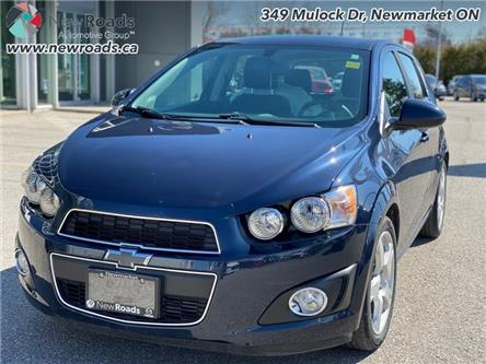 2015 Chevrolet Sonic LT (Stk: 41668A) in Newmarket - Image 1 of 15