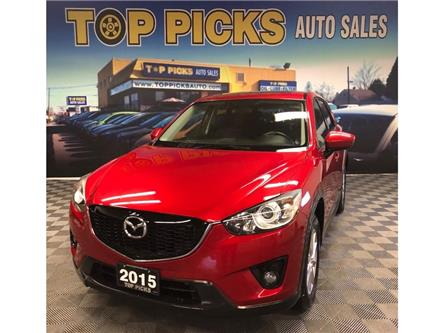 2015 Mazda CX-5 GS (Stk: 451663) in NORTH BAY - Image 1 of 26