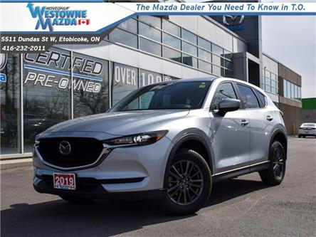 2019 Mazda CX-5 GS (Stk: P4099) in Etobicoke - Image 1 of 26