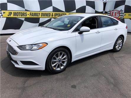2017 Ford Fusion SE (Stk: 49189) in Burlington - Image 1 of 19