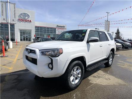 2020 Toyota 4Runner Base (Stk: 200666) in Calgary - Image 1 of 28