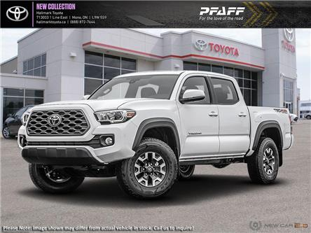 2020 Toyota Tacoma 4x4 Double Cab Short Bed V6 6A (Stk: H20305) in Orangeville - Image 1 of 25