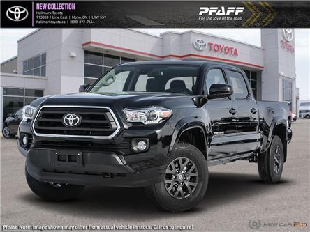 2020 Toyota Tacoma 4x4 Double Cab Regular Bed V6 6A (Stk: H20361) in Orangeville - Image 1 of 24