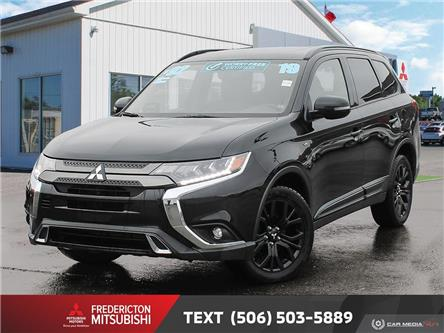 2019 Mitsubishi Outlander SE Black Edition (Stk: 191443A) in Fredericton - Image 1 of 21