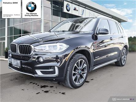 2016 BMW X5 xDrive35i (Stk: U0015) in Sudbury - Image 1 of 25