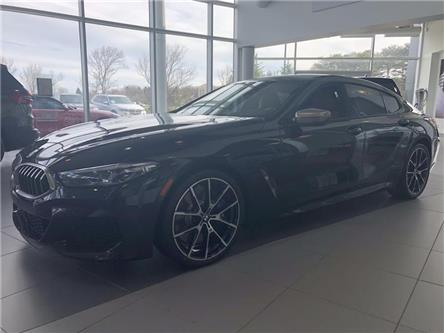 2020 BMW M850 Gran Coupe i xDrive (Stk: B20015) in Barrie - Image 1 of 14