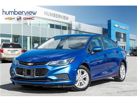 2018 Chevrolet Cruze LT Auto (Stk: APR8095) in Toronto - Image 1 of 21