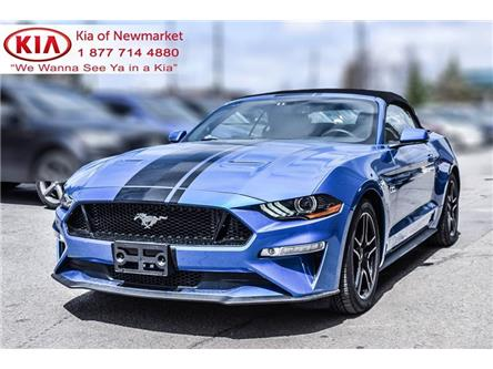 2019 Ford Mustang GT Premium (Stk: P1136) in Newmarket - Image 1 of 22