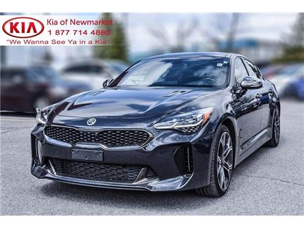 2018 Kia Stinger GT Limited (Stk: P1138) in Newmarket - Image 1 of 22