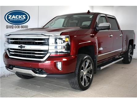 2016 Chevrolet Silverado 1500 High Country (Stk: 80542) in Truro - Image 1 of 24