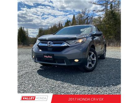 2017 Honda CR-V EX (Stk: U5309A) in Woodstock - Image 1 of 8