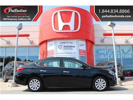2019 Nissan Sentra 1.8 S (Stk: BC0010) in Greater Sudbury - Image 1 of 35