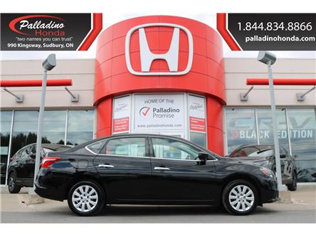 2019 Nissan Sentra 1.8 S (Stk: BC0011) in Greater Sudbury - Image 1 of 37
