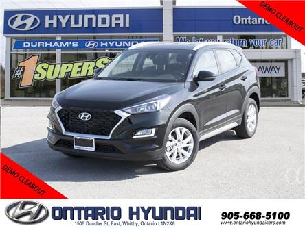 2020 Hyundai Tucson Preferred w/Sun & Leather Package (Stk: 111665) in Whitby - Image 1 of 19