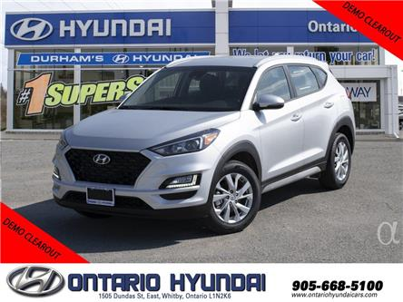 2020 Hyundai Tucson Preferred (Stk: 092132) in Whitby - Image 1 of 17