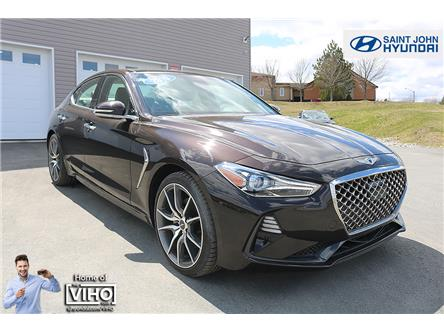 2019 Genesis G70  (Stk: U2258) in Saint John - Image 1 of 22
