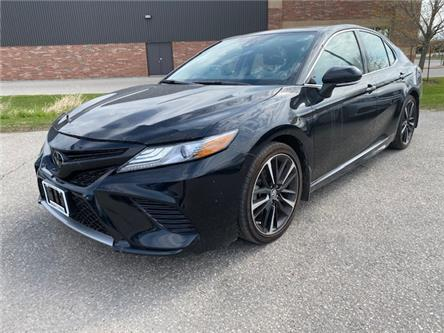 2019 Toyota Camry XSE (Stk: u01650) in Guelph - Image 1 of 29