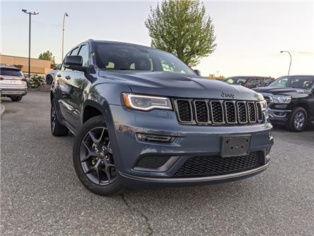 2019 Jeep Grand Cherokee Limited (Stk: LC0293) in Surrey - Image 1 of 22
