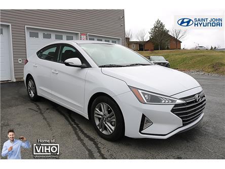 2020 Hyundai Elantra  (Stk: U2498) in Saint John - Image 1 of 21