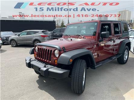 2007 Jeep Wrangler Unlimited X (Stk: 221715) in Toronto - Image 1 of 12