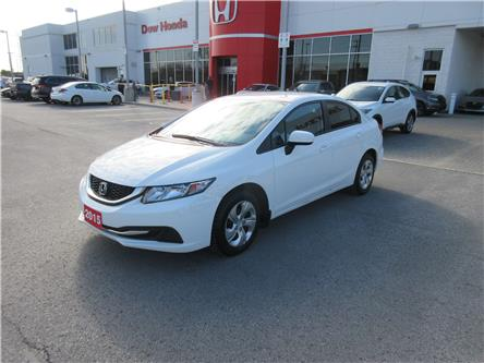 2015 Honda Civic LX (Stk: SS3770) in Ottawa - Image 1 of 17