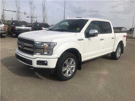 2020 Ford F-150 Platinum (Stk: LLT060) in Ft. Saskatchewan - Image 1 of 23