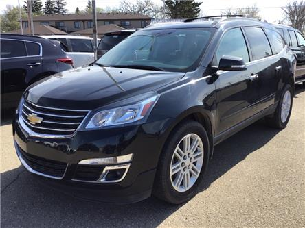 2015 Chevrolet Traverse 1LT (Stk: 160413) in Brooks - Image 1 of 4