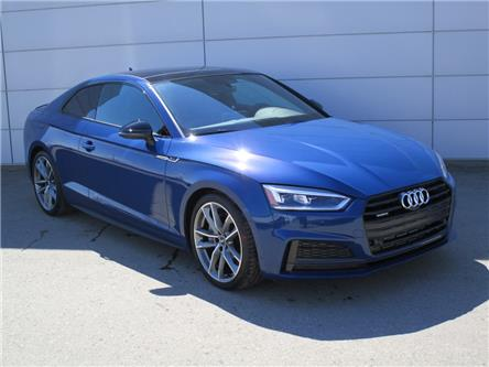 2019 Audi A5 45 Technik (Stk: TS054490) in Regina - Image 1 of 28