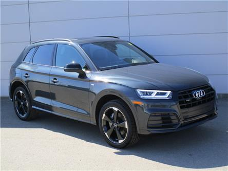 2020 Audi Q5 45 Progressiv (Stk: 200019) in Regina - Image 1 of 21