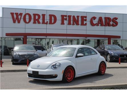 2015 Volkswagen Beetle 1.8 TSI Classic (Stk: 17239) in Toronto - Image 1 of 20