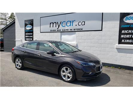 2017 Chevrolet Cruze Premier Auto (Stk: 200377) in North Bay - Image 1 of 20