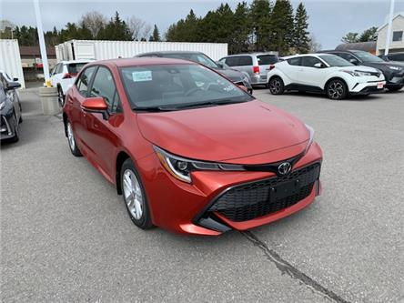 2020 Toyota Corolla Hatchback Base (Stk: CW089) in Cobourg - Image 1 of 7
