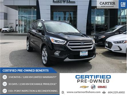 2017 Ford Escape Titanium (Stk: 973780) in North Vancouver - Image 1 of 28