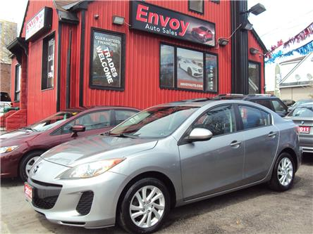 2012 Mazda Mazda3 GS-SKY (Stk: ) in Ottawa - Image 1 of 27