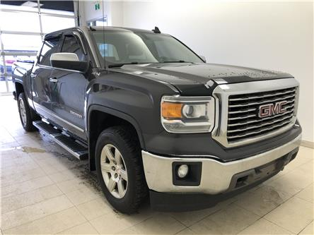2015 GMC Sierra 1500 SLT (Stk: 0428A) in Sudbury - Image 1 of 11