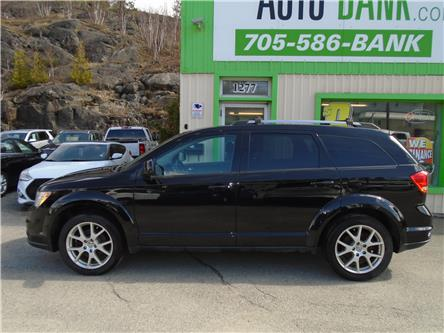 2014 Dodge Journey SXT (Stk: ) in Sudbury - Image 1 of 5