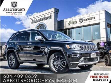 2019 Jeep Grand Cherokee Limited (Stk: AB1052) in Abbotsford - Image 1 of 25