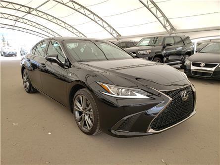 2020 Lexus ES 350 Premium (Stk: L20365) in Calgary - Image 1 of 6