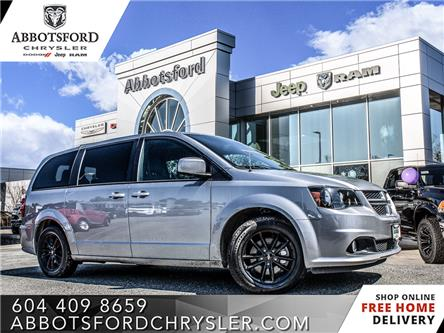 2019 Dodge Grand Caravan GT (Stk: AB1048) in Abbotsford - Image 1 of 22