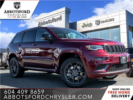 2020 Jeep Grand Cherokee Limited (Stk: L305568) in Abbotsford - Image 1 of 23
