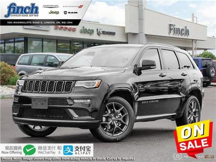 2020 Jeep Grand Cherokee Limited (Stk: 98074) in London - Image 1 of 24