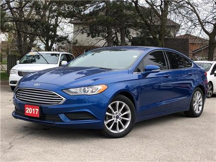 2017 Ford Fusion SE/ NAVIGATION/ SUNROOF/BLUETOOTH (Stk: 5498) in Stoney Creek - Image 1 of 26