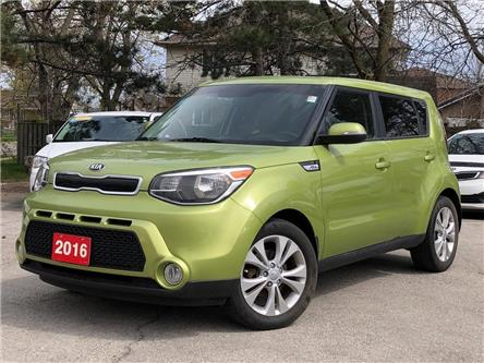 2016 Kia Soul $72 Weekly (oac) | Alloys | Bluetooth |Call today! (Stk: 5574) in Stoney Creek - Image 1 of 20