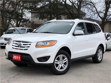 2011 Hyundai Santa Fe FWD 4dr I4 Auto GL | no accidents | certified!! (Stk: 5587) in Stoney Creek - Image 1 of 20