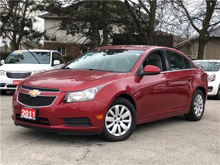 2011 Chevrolet Cruze LT|Sunroof|Bluetooth|Keyless Entry|Power Options! (Stk: 5624) in Stoney Creek - Image 1 of 19